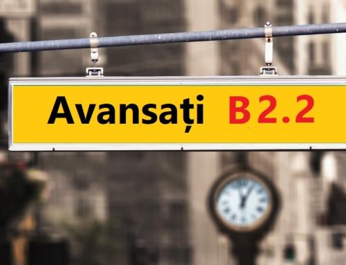 Curs limba germană avansați B2.2