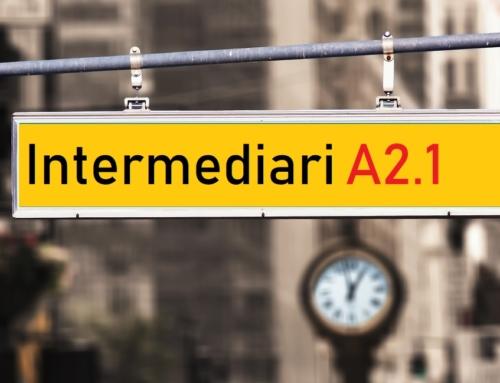 Curs limba germana A2.1 din octombrie 2019