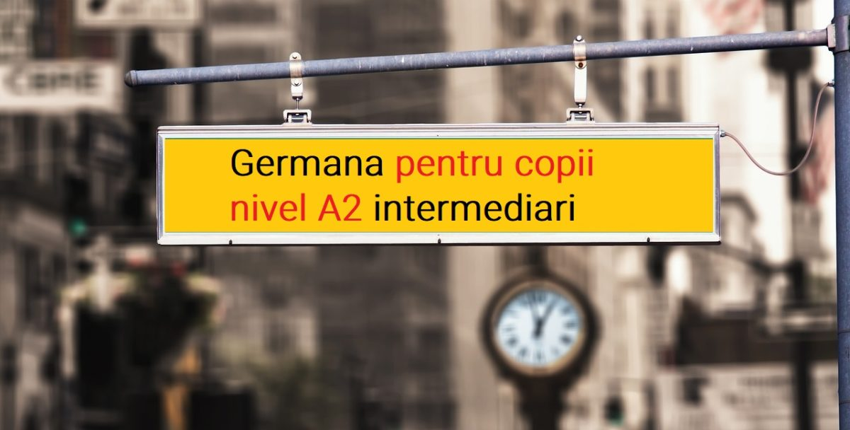 curs germana copii intermediari A2
