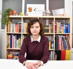 Laura Miron profesoara germana German Kulturhaus