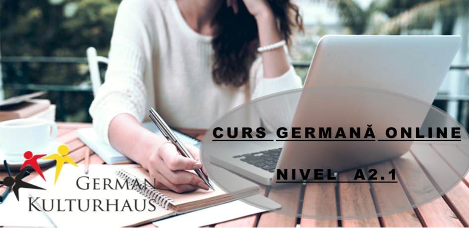 Curs online de germana intermediari A2.1