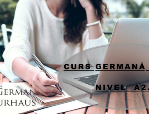 🅰️2.2 Curs Online Germană intermediari 🌐