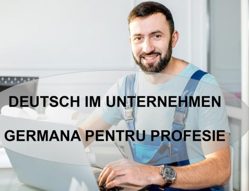🅰️2.2 Curs Online Germană începători Profesii Meserii 🌐
